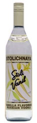 Stolichnaya Vanilla Flavoured Vodka